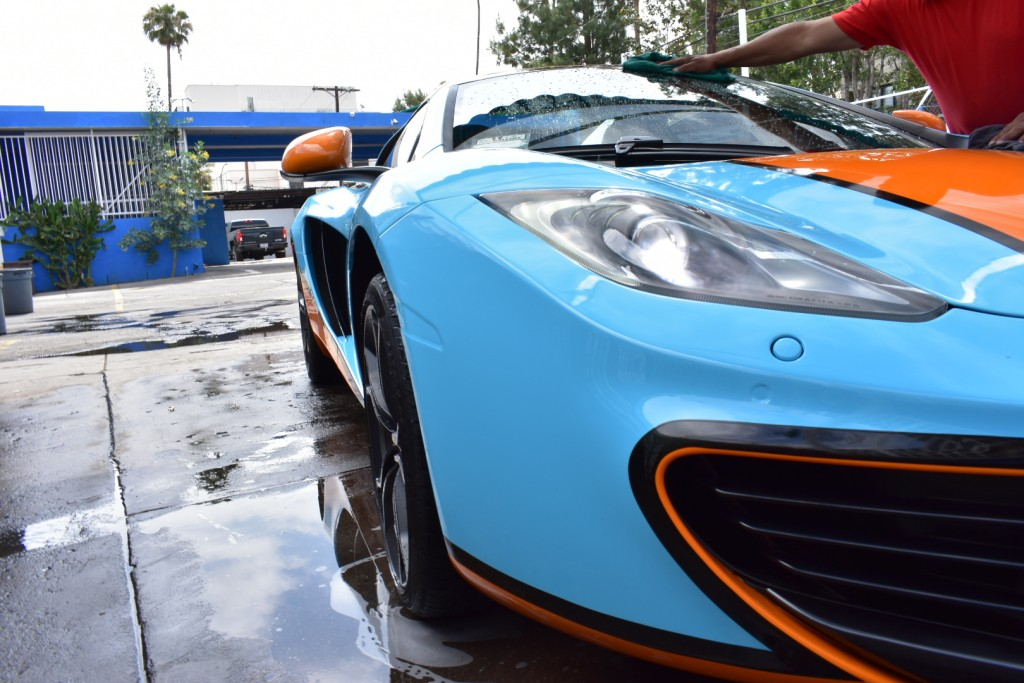mclaren, 3m window film, ceramic film, crystalline window film. best window tint shop