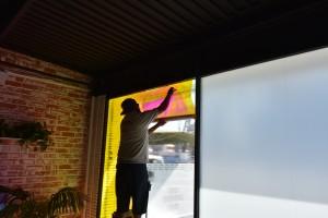 3m Dichroic window film, commercial window film, privacy film, 3m fasara window film, window tinting, best window tint shop los angeles