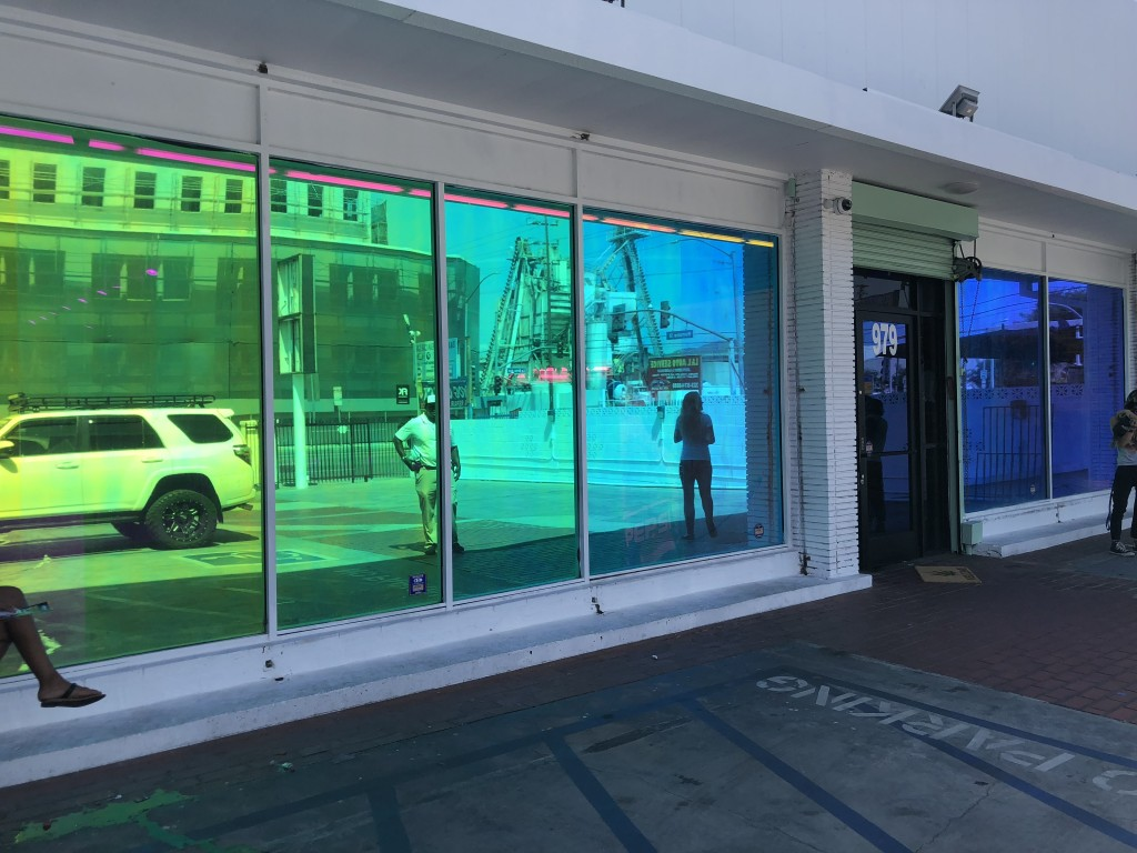 3m Dichroic window film, commercial window film, privacy film, 3m fasara window film, window tinting, best window tint shop los angeles
